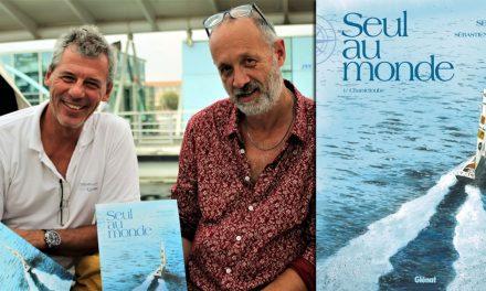 28 août : Sortie du tome 1 de la bande dessinée « SEUL AU MONDE » du titre éponyme de Sébastien Destremau