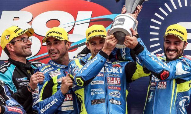 83ème Bol d'Or au Circuit Paul Ricard : victoire de Vincent Philippe sur Suzuki