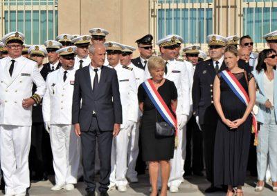Nomination du nouveau Préfet maritime de la Méditerranée