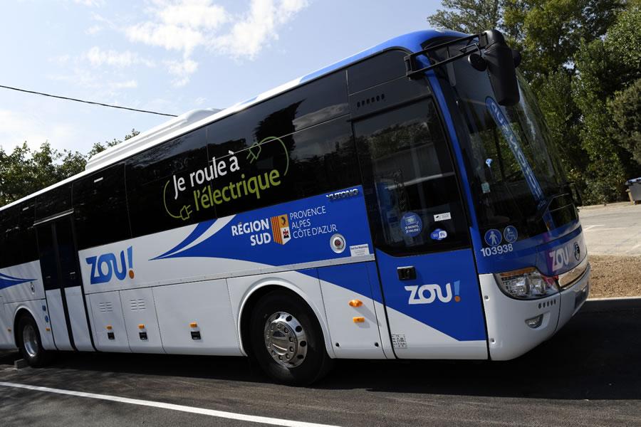 Brancher le bus SF