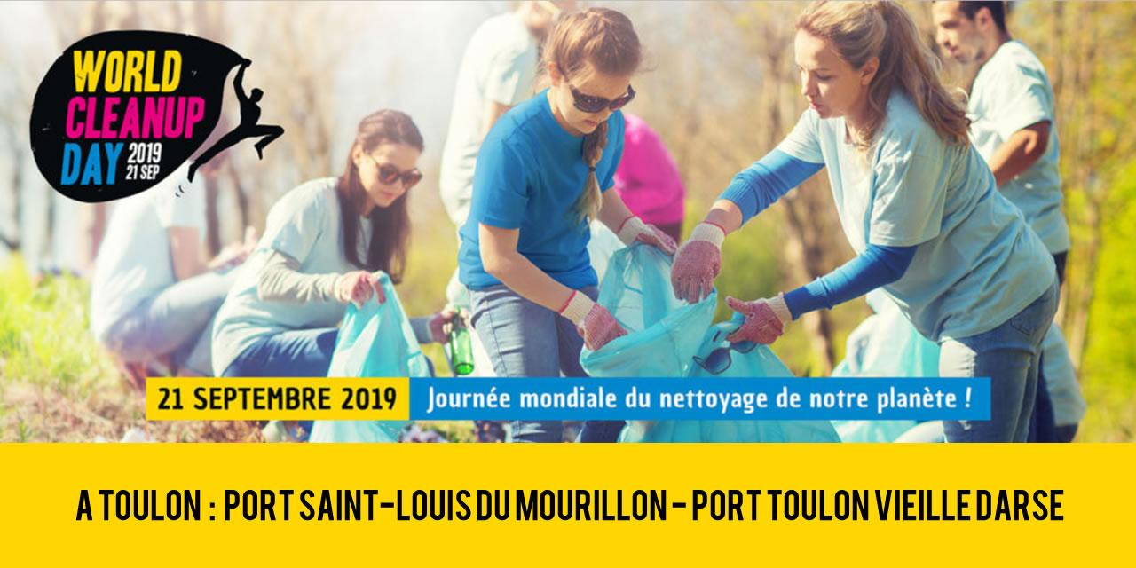 Samedi 21 septembre, participez au World CleanUp Day, « La journée mondiale du nettoyage de notre planète »