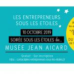 13ème rencontre des Entrepreneurs sous les Étoiles