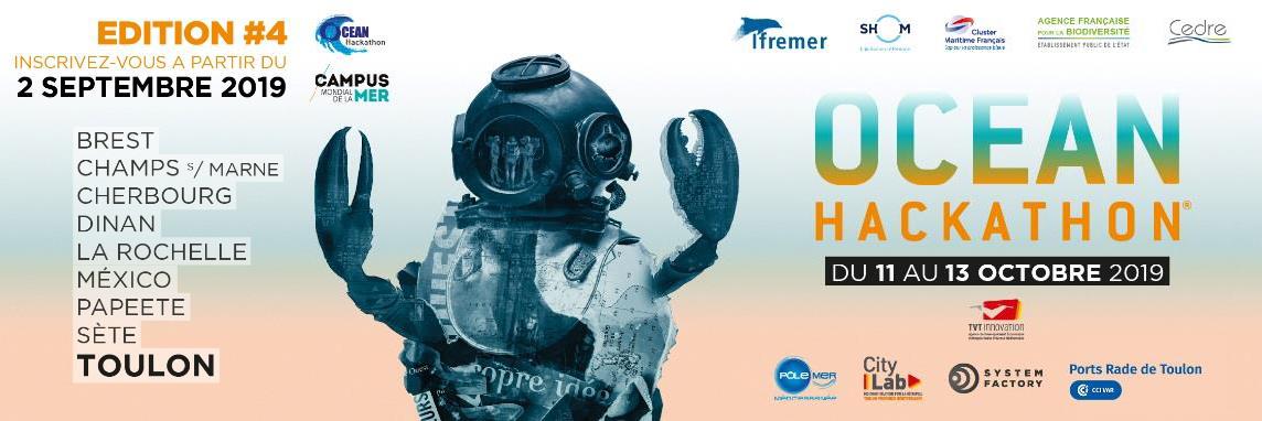 Océan Hackathon : retour sur l'événement phare du weekend
