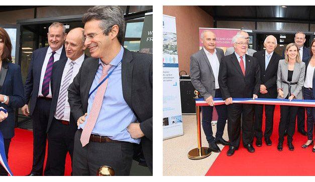 Signes : Visite de l'entreprise IPSEN par Mme Agnès Pannier-Runacher, Secrétaire d'Etat auprès du Ministre de l'Economie et des Finances