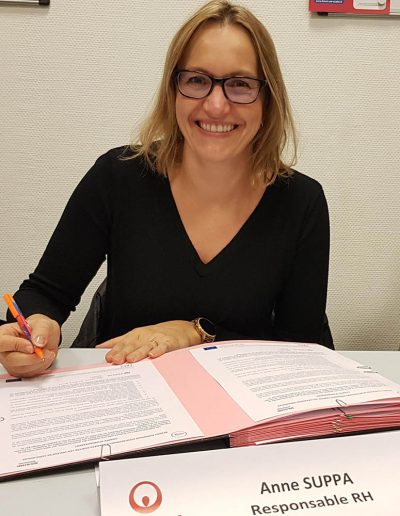 Anne SUPPA - VEOLIA