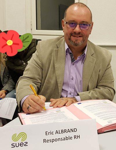 Eric ALBRAND - SUEZ