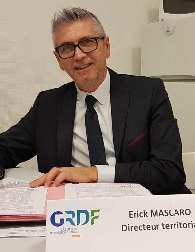 Erick MASCARO - GRDF