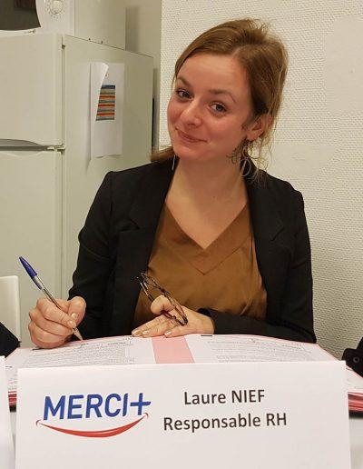 Laure NIEF - MERCI +