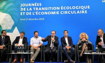MARSEILLE – JOURNEES DE LA TRANSITION ECOLOGIQUE ET DE L'ECONOMIE CIRCULAIRE A L'HOTEL DE REGION