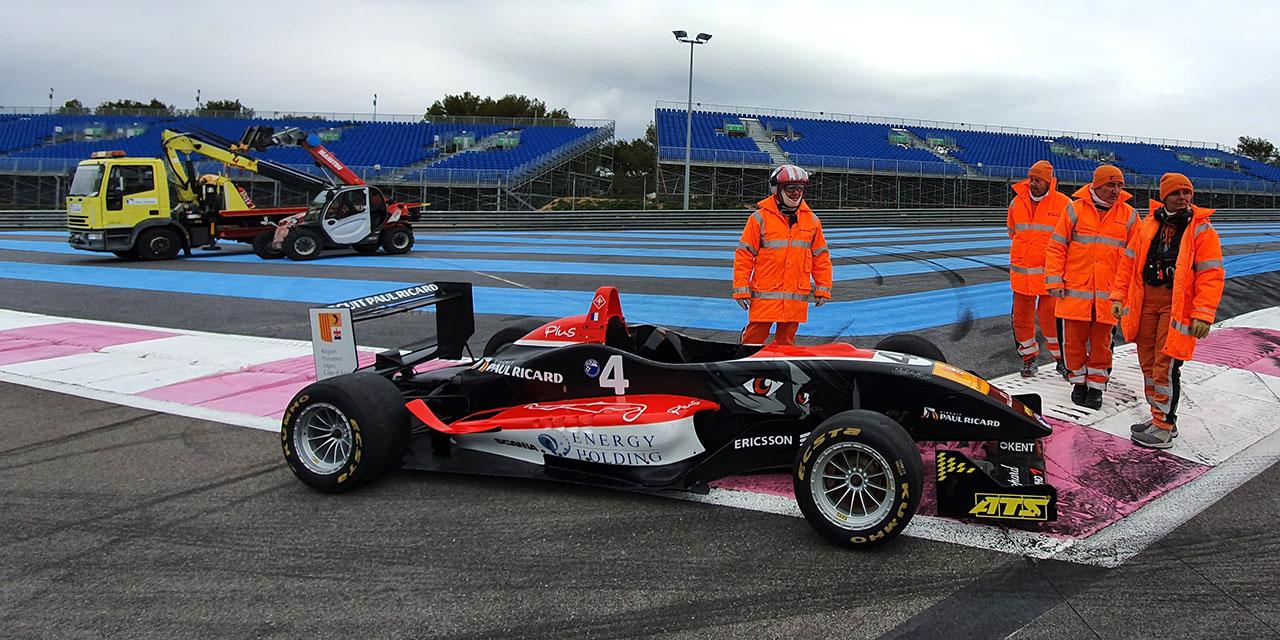 Le Circuit Paul Ricard forme ses commissaires de piste