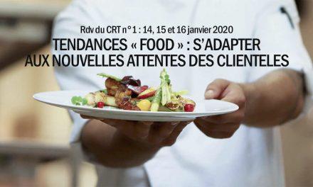 SUD : PREMIERE EDITION 2020 DES RENDEZ-VOUS DU COMITE REGIONAL DE TOURISME PROVENCE-ALPES-CÔTE D'AZUR, 14-15 & 16 janvier 2020