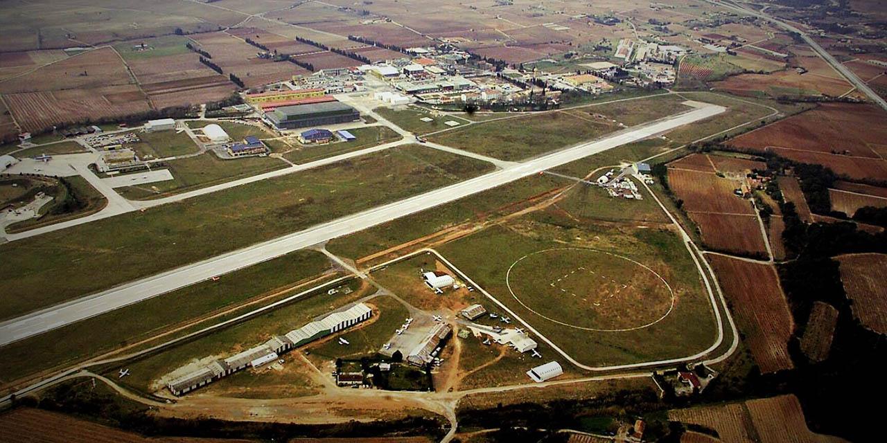 PIERREFEU DU VAR : FIXER LA VOCATION AERONAUTIQUE DU SITE DE L'AERODROME DE CUERS / PIERREFEU