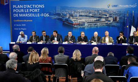 MARSEILLE – ANNONCE DU PLAN D'ACTIONS POUR LE PORT DE MARSEILLE-FOS