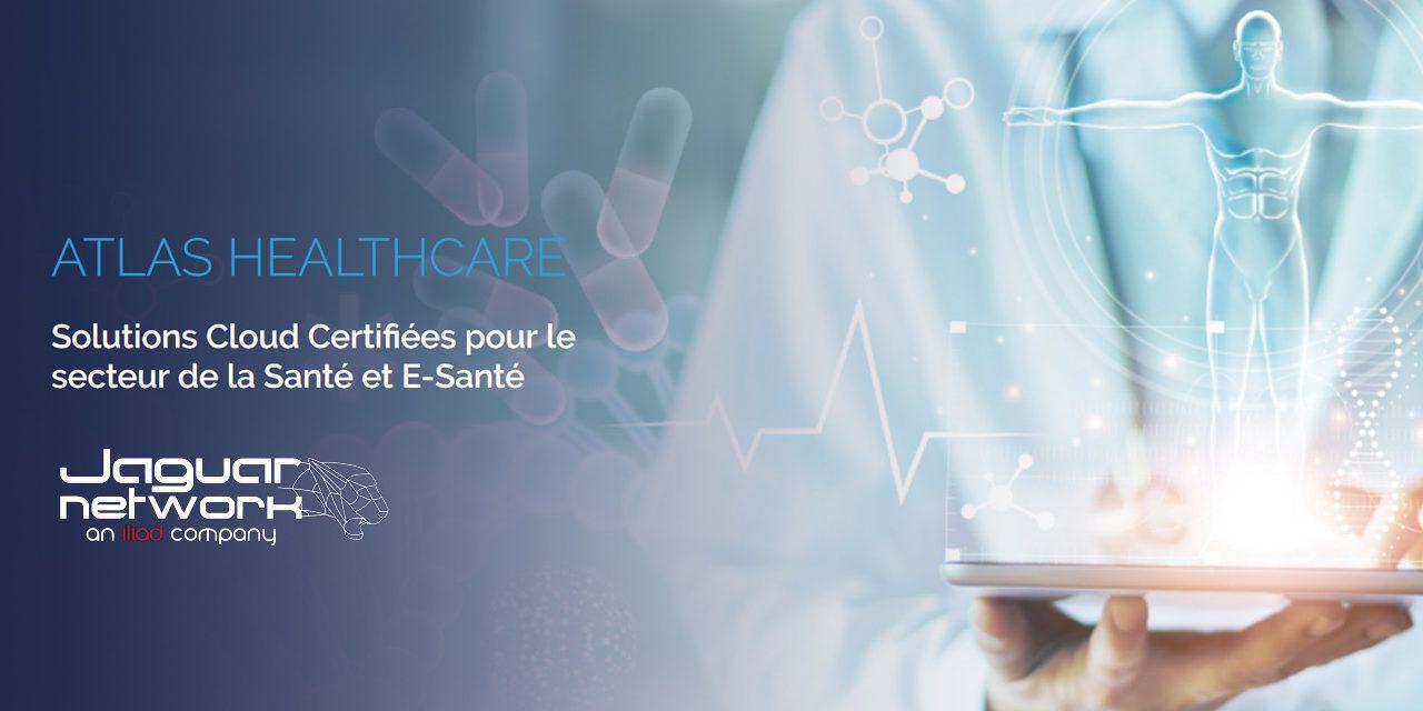 Jaguar Network renforce sa plateforme ATLAS HEALTHCARE pour faire face aux demandes exceptionnelles en cette période de COVID-19