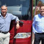 Aubagne : NAP TOURISME & TRANSPORT se recentre sur l'activité d'autocariste