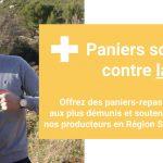 AIX-EN-PROVENCE : OPÉRATION PANIERS SOLIDAIRES EN RÉGION SUD