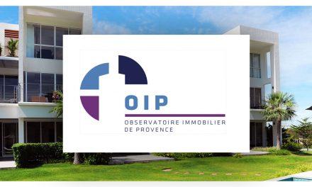 Changement de présidence au sein de l'OBSERVATOIRE IMMOBILIER DE PROVENCE (OIP)