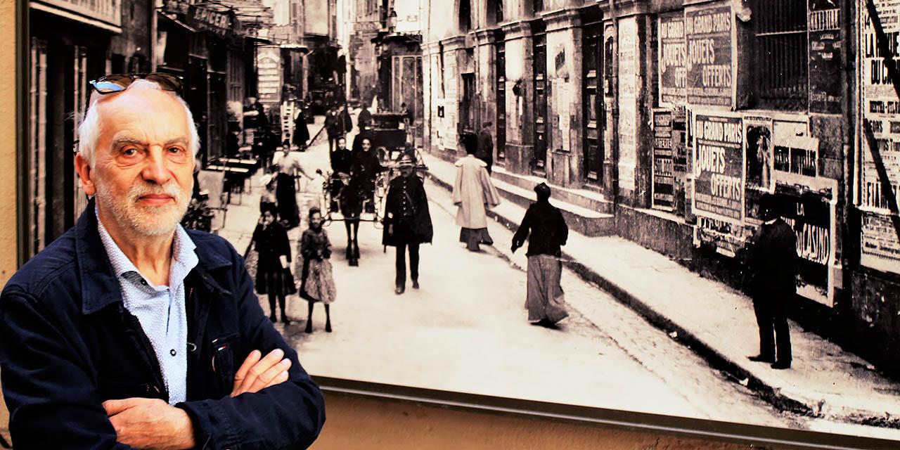 TOULON – EXPOSITION PHOTOGRAPHIQUE « MON TOULON » DE MARIUS BAR PRÉSENTÉE PAR BERNARD CASTEL