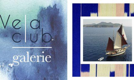 TOULON : LA GALERIE D'ART FLOTTANTE, LA VELA CLUB GALERIE, EXPOSE LE VENDREDI 02 OCTOBRE DANS LA RADE TOULONNAISE