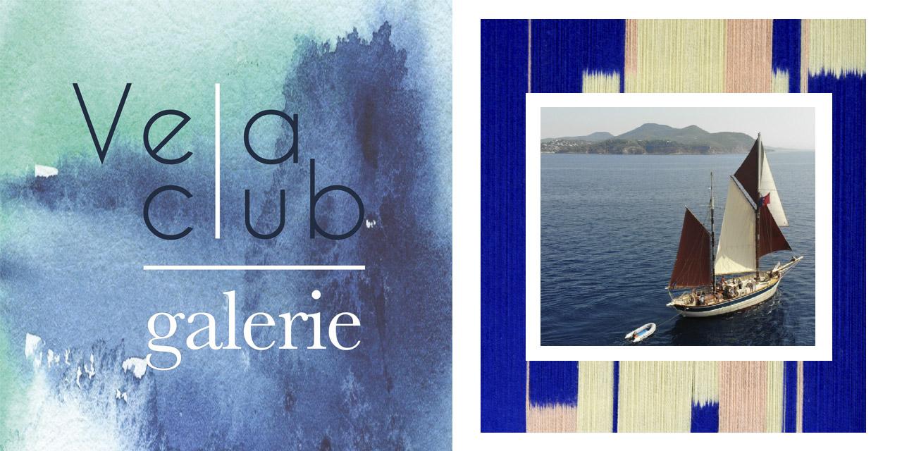 TOULON : LA GALERIE D'ART FLOTTANTE, LA VELA CLUB GALERIE, EXPOSE LE VENDREDI 9 OCTOBRE DANS LA RADE TOULONNAISE