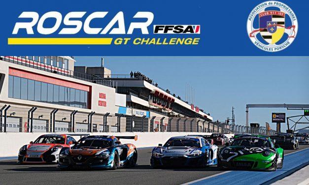 Retour sur le Roscar Endurance 360 sur le circuit Paul Ricard