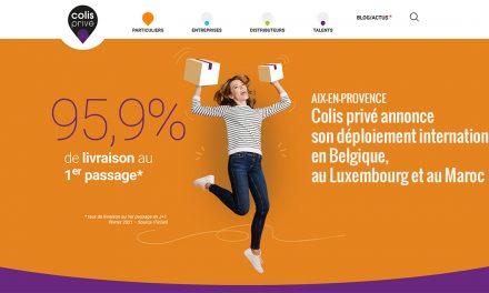 AIX EN PROVENCE – Colis Privé annonce son déploiement international