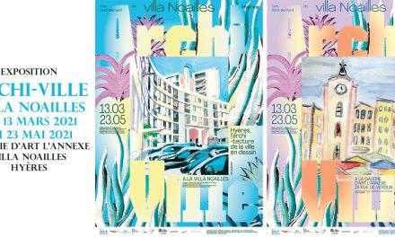 Exposition : Archi-ville #1 du 13 mars au 23 mai 2021 à Hyères