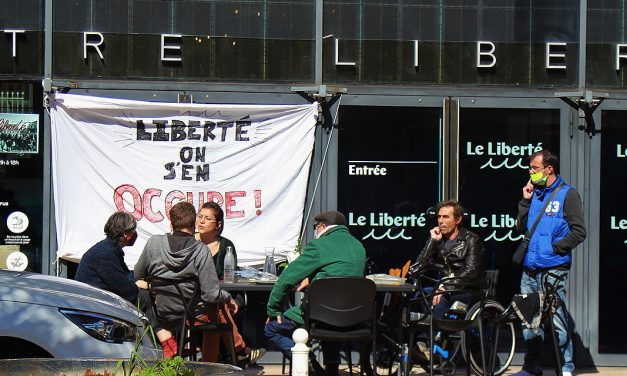 Occupation du Liberté, scène nationale – Toulon