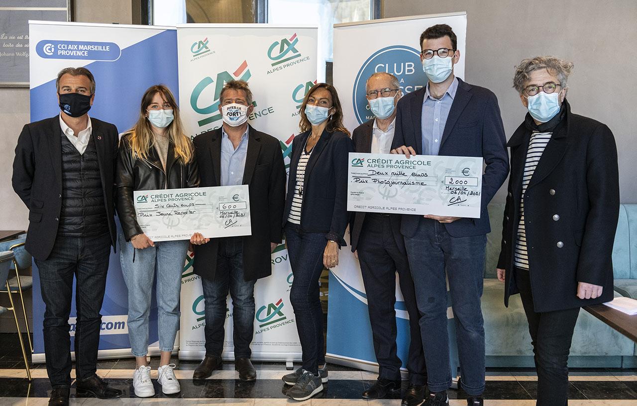 Prix des jeunes reporters du Club de la Presse Marseille Provence Alpes du sud