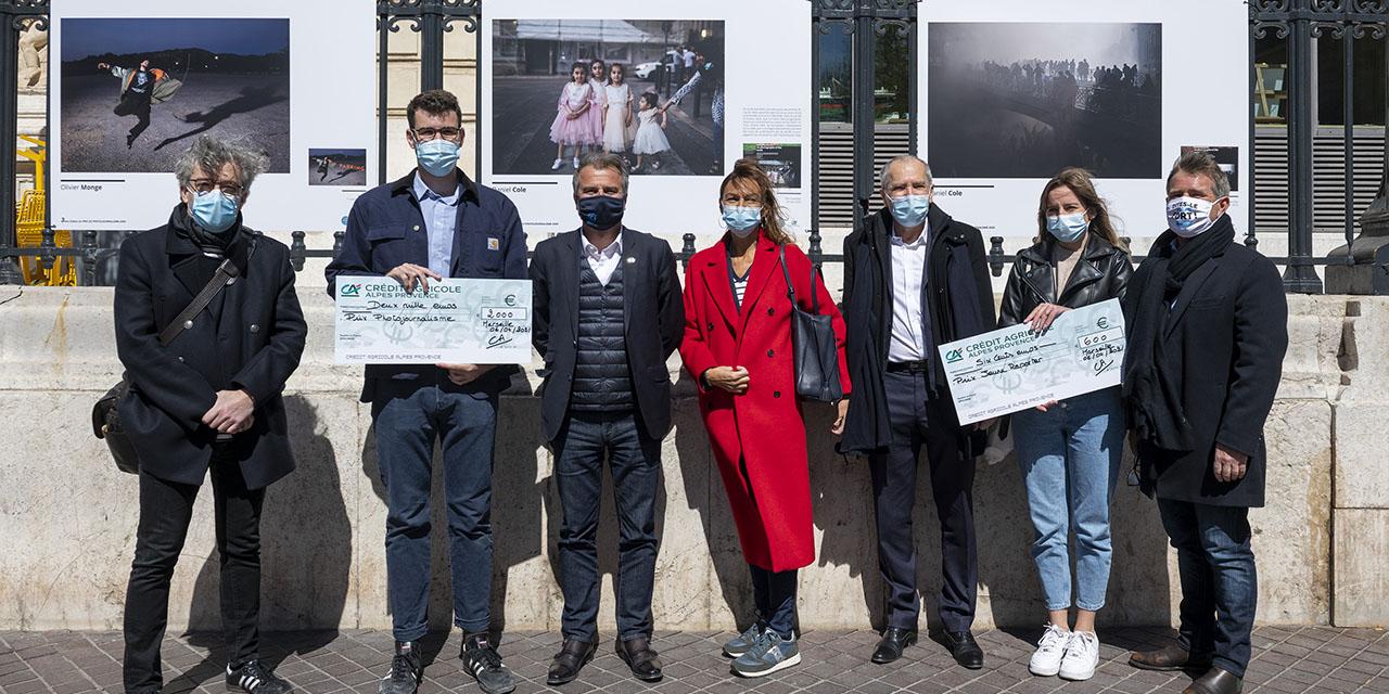 Marseille – Remise du Prix du Photojournalisme et du prix des Jeunes Reporters