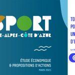 PLAN D'ACTION POUR PORTER LA VOIX ÉCONOMIQUE DU SPORT EN RÉGION