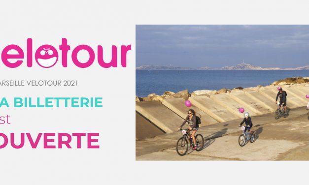 Vélotour revient à Marseille le dimanche 3 octobre 2021