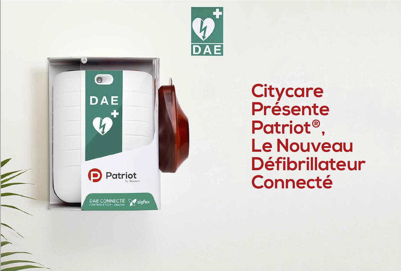 Citycare DAE Patriot