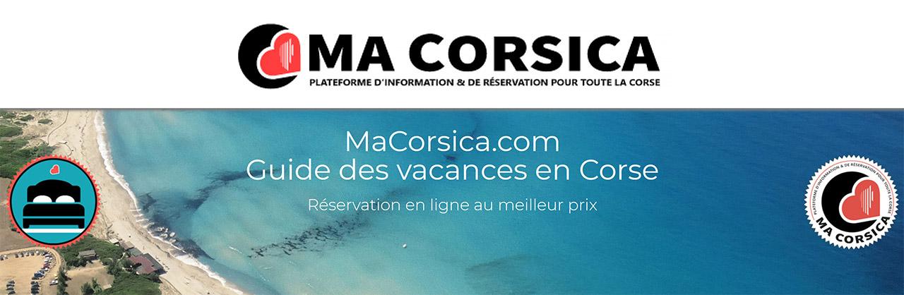 PORTO – L'île de beauté à un clic de MaCorsica.com !