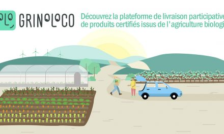 Grinoloco : Des produits locaux au plus près de son domicile grâce à la livraison participative de la plateforme