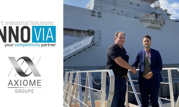 Toulon : Un partenariat entre ENNOVIA et le Groupe AXIOME