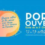 Marseille, les 12 et 13 octobre : Journées Portes Ouvertes à l'École de la 2ème chance (E2C)