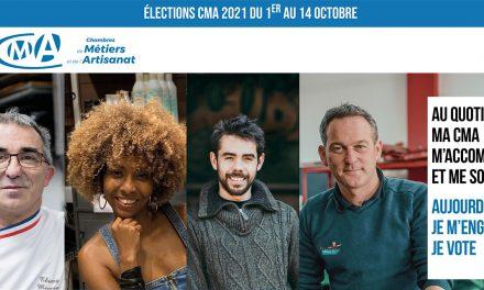 Ouverture des votes le 1er octobre à la Chambre de Métiers et de l'Artisanat